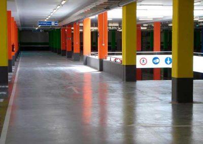 Parking Hospital Universitario Arnau