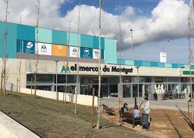 Parking El mercat de Montgat